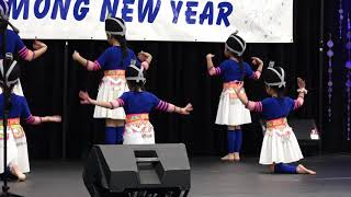 General Show Dance groups @ Wausau Hmong New Year 2018 19