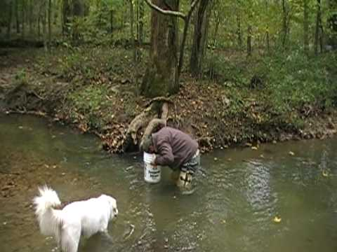 Arrowhead hunting in north georgia youtube for Georgia out of state fishing license
