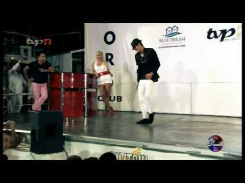 Meysam Final Dance Competitions of TVPersia 1 Antalya Serie 3