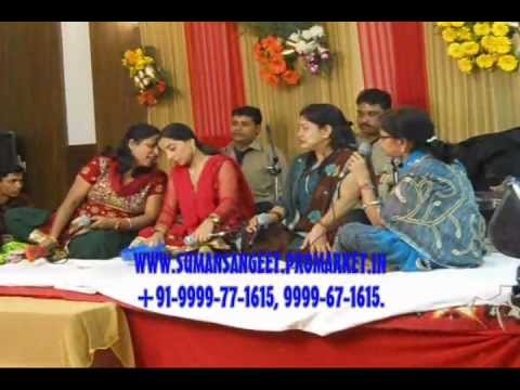 Banna-Bannis Hindi Wedding & Folk Geet. By GAYATRI & PARTY (...