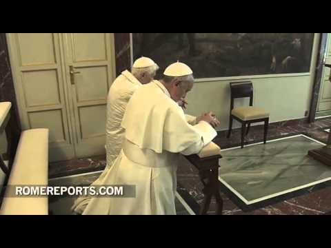 Pope calls on G8 to seek the common good, not economic wealth