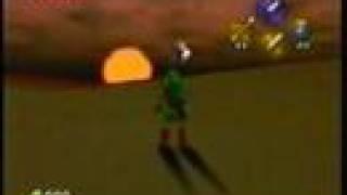 Zelda: Ocarina Of Time [N64 BETA VERSION Sunset]