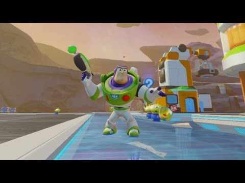 Disney Infinity - Toy Story In Space - Part 8