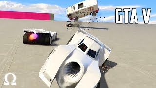 SPEED THE MOVIE! (HUNTING PACK REMIX) | GTA V Funny Moments Ft. Delirious / Vanoss / Lui & More