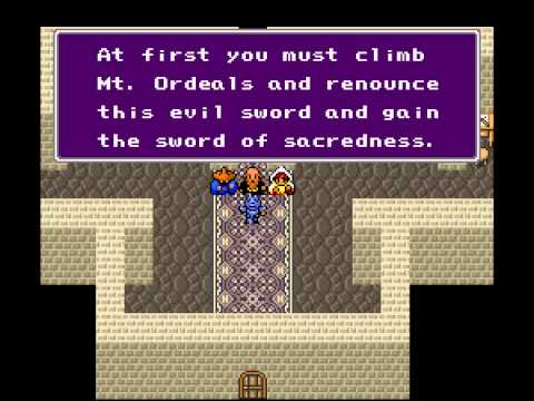 Final Fantasy II - Vizzed.com Play face the past - User video