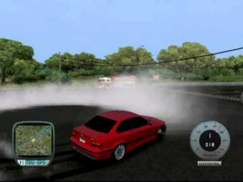 TDU BMW M3 E36 DRIVE
