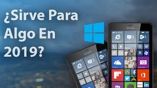 ¿Para Qué sirve Windows 10 Mobile actualmente?