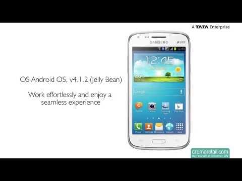 Samsung Galaxy Core I8262 GSM Mobile Phone (Dual SIM)