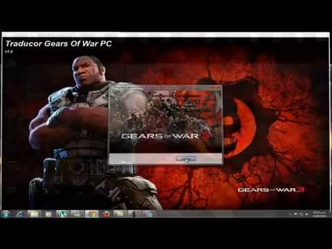 Gears of War Traduccion Audio Latino Mexicano Pc