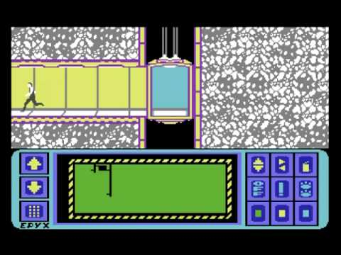 Impossible Mission - C64