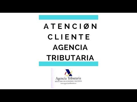 Atención cliente Agencia Tributaria 💸💸💸