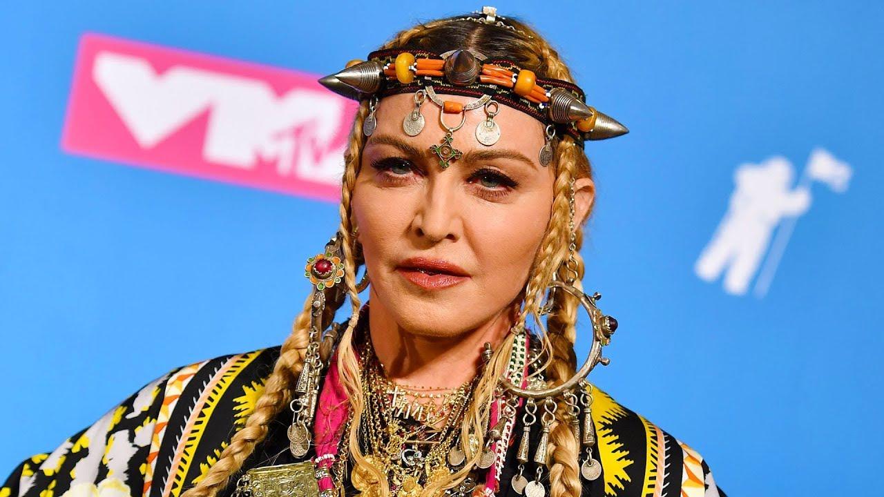 Madonna criticized for Aretha Franklin tribute at MTV VMAs