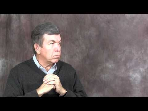 Interview with Senator Roy Blunt