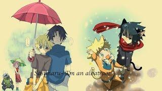 Sasunaru- I'm an Albatraoz
