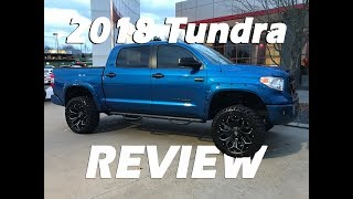 2018 Lifted Tundra Review | Quick-Drive