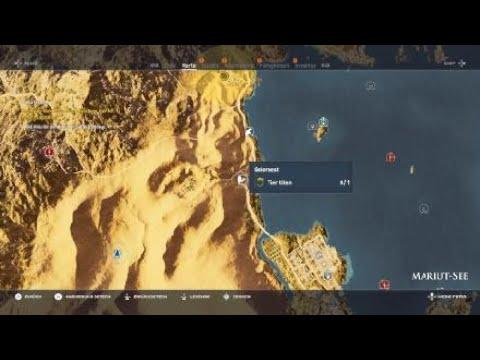 Assassin's Creed Origins - Steinkreis Der Selket (Fundort) Bayek's Versprechen