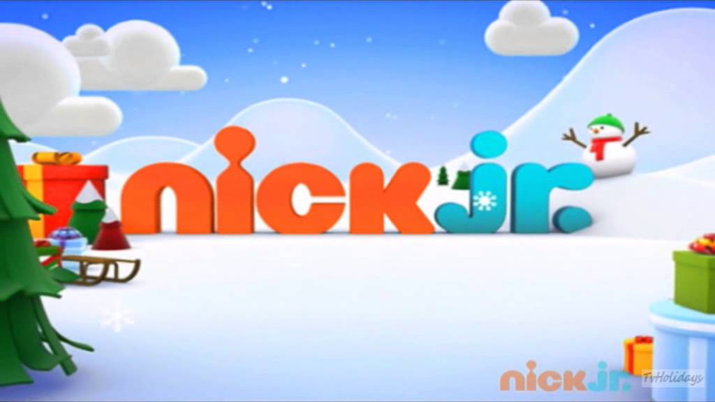 Nick Jr. UK Christmas Advert and Idents NEW!! 2013 - YouTube