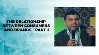 The relationship between consumers and