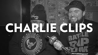 "Charlie Clips Accepts ""Battler Of The Year"" Award"