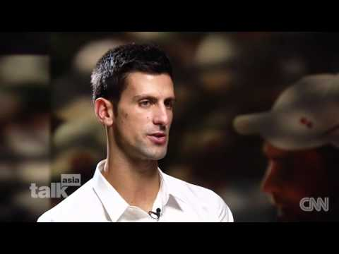 The man of the moment Novak Djokovic /CNN/