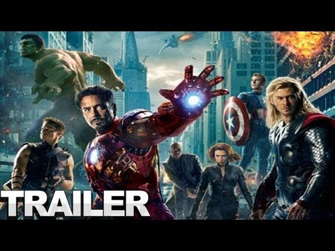 The Avengers - Official Trailer #3