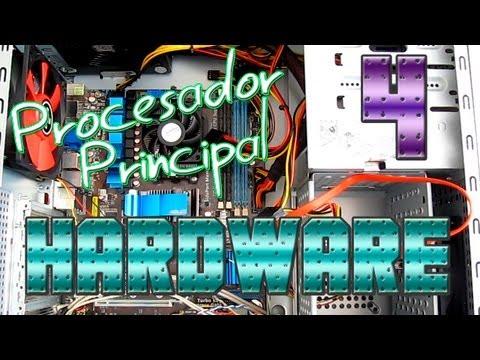 Componentes - Nociones generales sobre procesadores y CPU