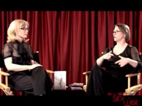 Sexwise Nina Hartley & Carol Queen Interview Part 2 video