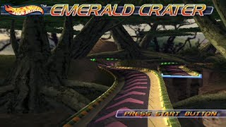 Hot Wheels World Race - Emerald Crater