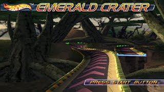 Hot Wheels World Race - Emerald Crater
