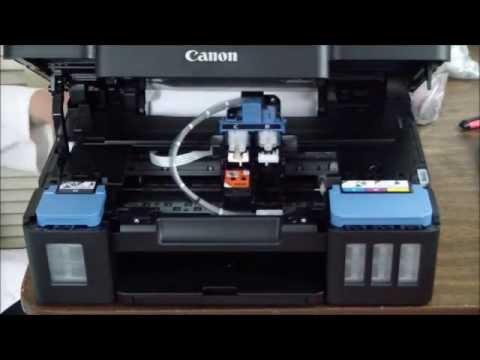 Canon PIXMA G2000 Unboxing & Setup