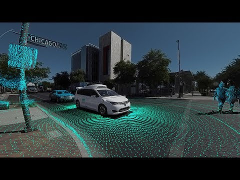 Waymo 360° Experience: A Fully Self-Driving Journey