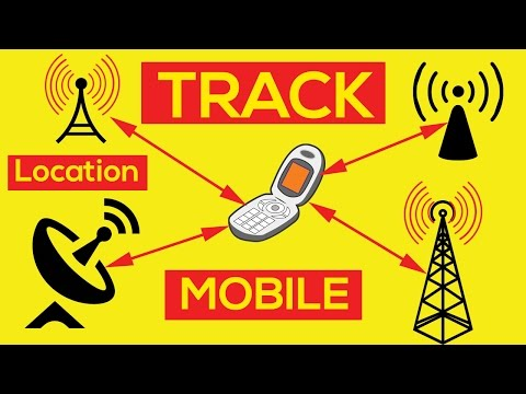 How to track mobile phone current location using GPS and network location - Find lost mobile