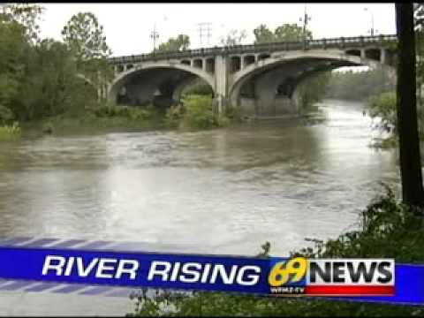 WFMZ 69 News at 5, 5:30, 6pm: Potential Flooding Coverage (9/30/10)