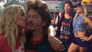 Brittany Daniel Talks 'Joe Dirt 2,' Reveals Who's Been Her Best On-Screen Kiss!