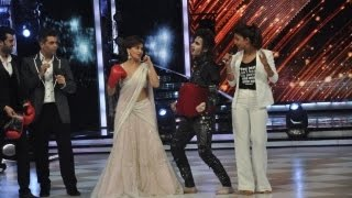 Too funky: Priyanka on dance show