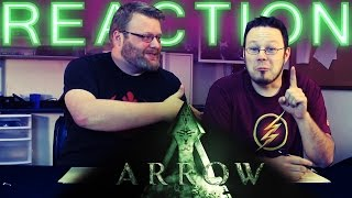 "Arrow FINALE REACTION ""My Name Is Oliver Queen"""