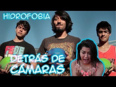 Detrás de cámaras | Hidrofobia: MIEDO AL AGUA !