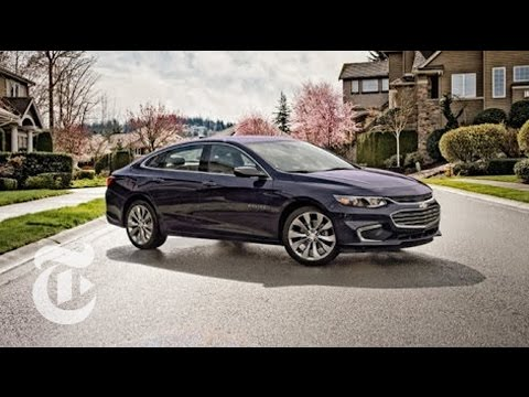 2016 Chevy Malibu   Driven: Car Reviews   The New York Times