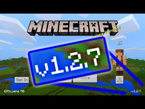 อัพเดท Minecraft 1.2.7 ตัวเต็ม!! - GamePlay   แก้บัคต่างๆ ไม่มีเบต้า!!
