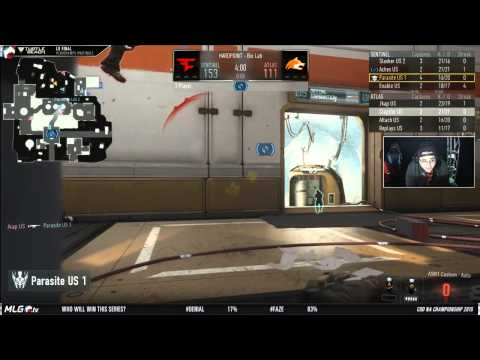 Denial Esports vs Faze Red - Game 1 - LBF - North American Championships