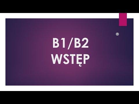 Poziom B1/B2 - WSTĘP - Angielski Z Pewnością® - Instrukcje Do Nagrań Do Samodzielnej Nauki