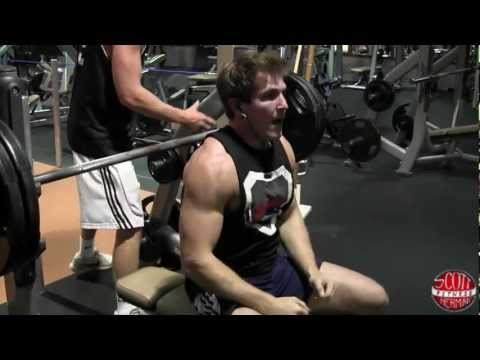 Scott Herman- Biceps & Triceps Demolition! (7-15-2012)