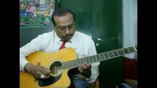 Chithiram Pesudhadi Guitar Instrumental By Rajkumar Joseph M