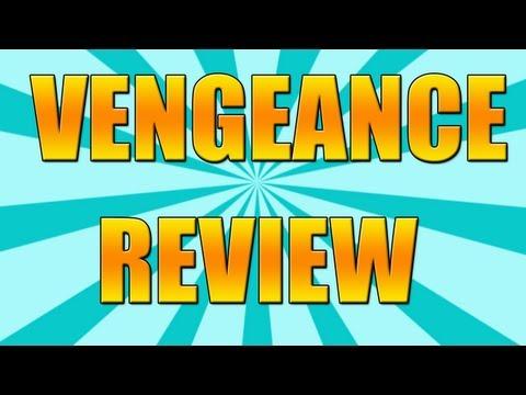 NEW BO2 VENGEANCE REVIEW - Black Ops 2 DLC MAP PACK (Uplink. Detour. Rush. Cove)