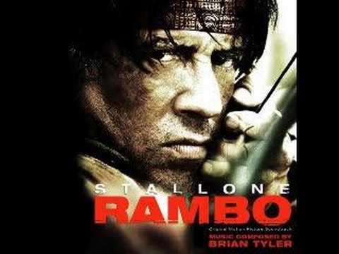 Brian Tyler - Rambo Theme   Rambo 4 Soundtrack video