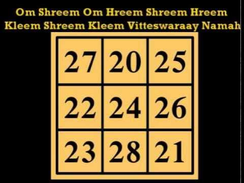 Kubera Mantra 432Hz Chanted 648 times - Improve your material...