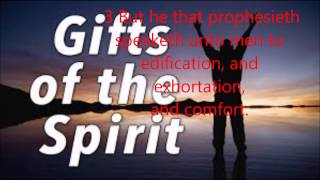 A Break Down of the Gifts of the Holy Spirit
