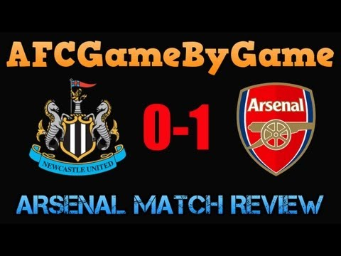 Newcastle United v Arsenal 0-1 Match Review