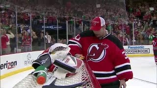 Top 10 Moments of Martin Brodeur