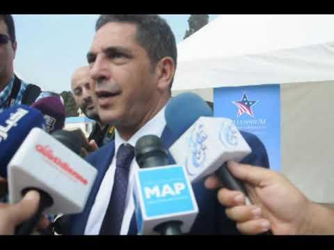 تصريحات وزير التربية الوطنية حول برنامج تحدي الألفية